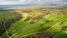 Pyle & Kenfig Golf CourseAerialSouthGolfActivities & Sports