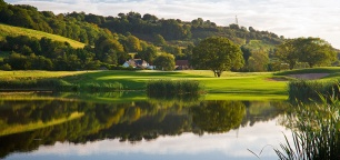 Celtic Manor Triple Tee Package