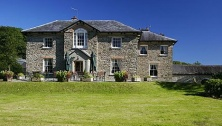 Ty Mawr Mansion Exterior