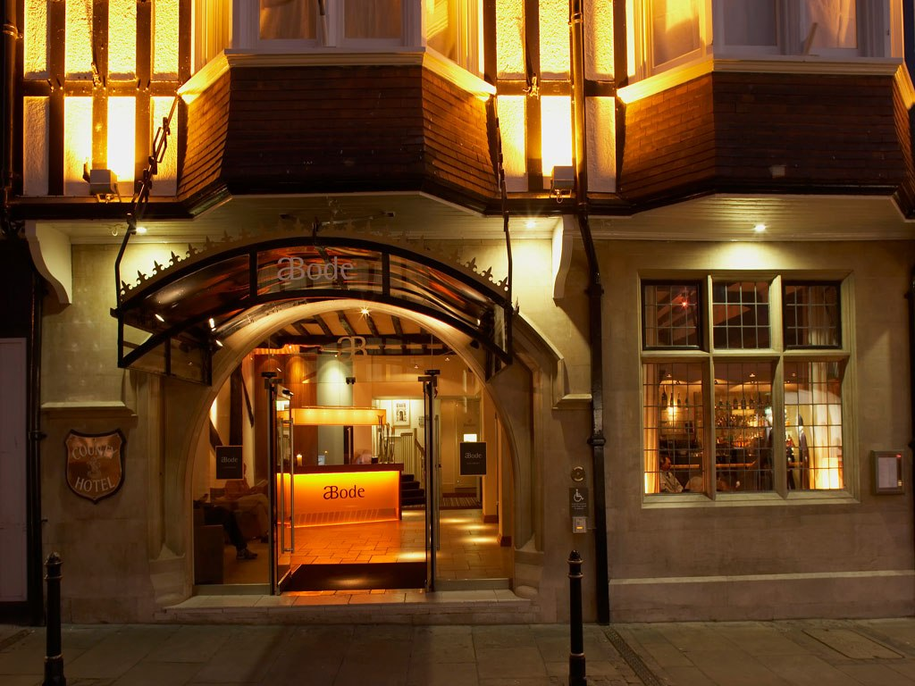 Abode Canterbury Hotel Wales Golf Vacations